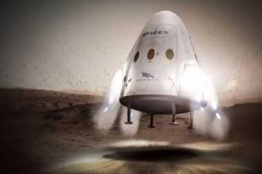 SpaceX Tunda Proyek Red Dragon, Kenapa?