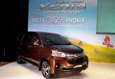 Ini yang Bikin Daihatsu Yakin Xenia Tak Akan Tergeser Pesaing Baru