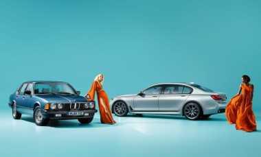 BMW Seri 7 Edisi Ultah Hanya 200 Unit di Seluruh Dunia