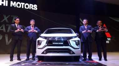 Begini Strategi Mitsubishi Genjot Penjualan Small MPV