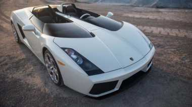 TOP AUTOS: Mobil Lamborghini Langka Hanya Satu-satunya di Dunia