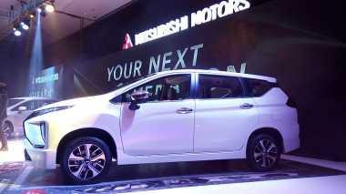 Penantang Avanza, Xenia, dan Mobilio dari Mitsubishi Resmi Menampakkan Diri