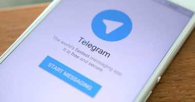 Asyik, Foto dan Video di Telegram Bisa Hilang Sendiri