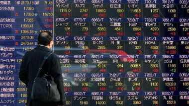 \Bursa Asia 'Kebakaran' Menunggu Rapat The Fed\