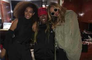 Baru Melahirkan Bayi Kembar, Beyonce Pilih Nonton Konser Missy Elliot