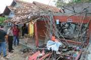 Ledakan Hebat di Kebumen Diduga dari 5 Kg Bahan Mercon