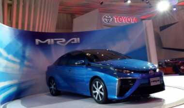 Toyota Siapkan Mobil Listrik dengan Baterai yang Cepat Di-Charge