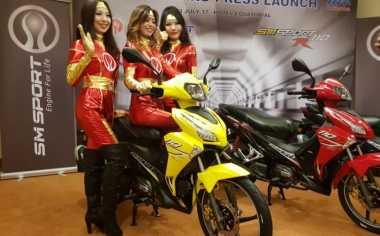 Siap-Siap Motor Bebek Asal Malaysia Masuk Indonesia