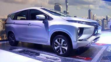 Beda dari Avanza, Small MPV Mitsubishi Andalkan Penggerak Roda Depan