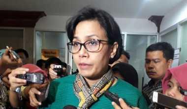 \Wih! Sri Mulyani Beberkan Rapor Biru Indonesia di Depan Mantan Bos\