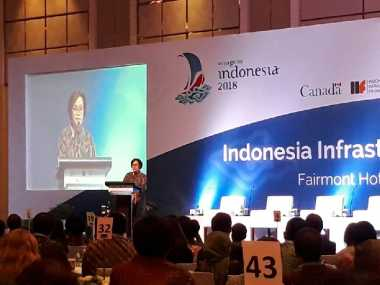 \BUSINESS HITS: Biayai Proyek Infrastruktur, Indonesia Cari Pendanaan di Luar APBN\