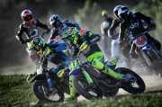 Jeda MotoGP 2017, Ini Aksi Rossi Balapan dengan <i>Motorcross</i>