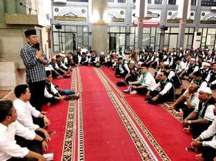 Siap Layani Jamaah, Hari Ini Panitia Haji 2017 Diberangkatkan
