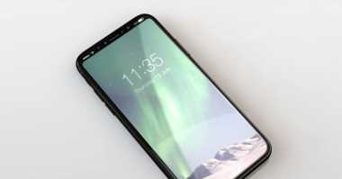 Keren! Saingi Galaxy Note 8, iPhone 8 Miliki Dua Varian Memori Internal