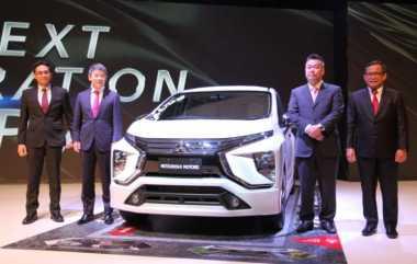 Kemenperin Puji Kandungan Lokal Small MPV Mitsubishi Cukup Tinggi