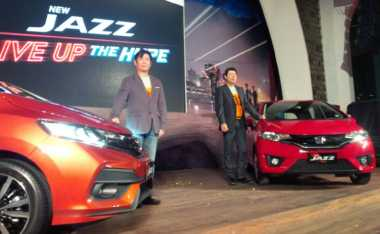 Honda Jazz Terbaru Meluncur