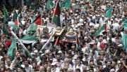 Ribuan Warga Palestina Demonstrasi Menentang 'Pengambilalihan' Masjid Al Aqsa