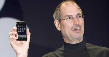 Wuih! Ramalan Steve Jobs soal Flash yang Jadi Kenyataan