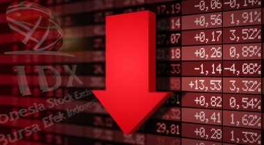 \Tak Kompak dengan Bursa Asia, IHSG Justru Melemah ke 5.809\
