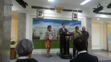 \BUSINESS HITS: Di Hadapan Jokowi, Presiden JICA Puji Pembangunan Indonesia\