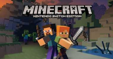 Hore! Minecraft untuk Nintendo Switch Dapat Upgrade Visual
