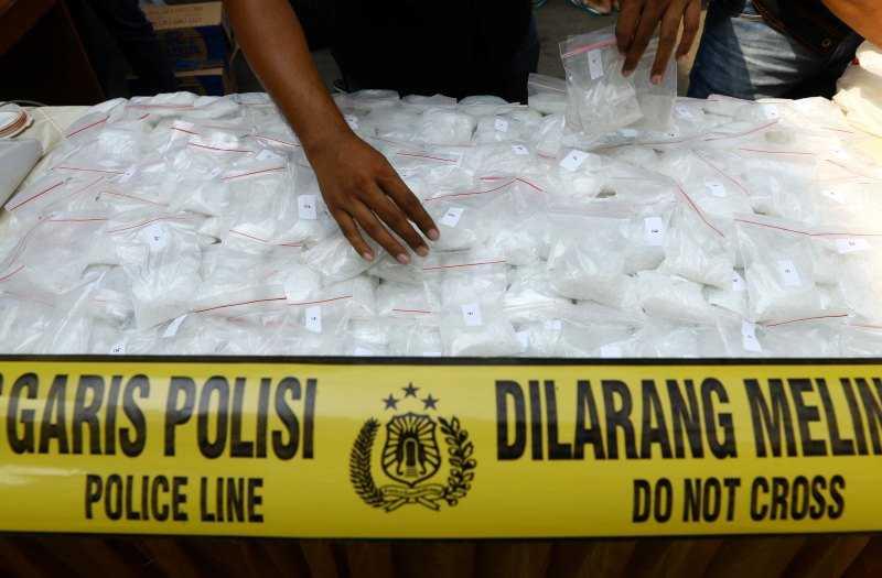 BREAKING NEWS: BNN Amankan Sabu Seberat 300 Kg yang Disembunyikan Dalam Mesin Poles Sepatu di Jakarta Utara