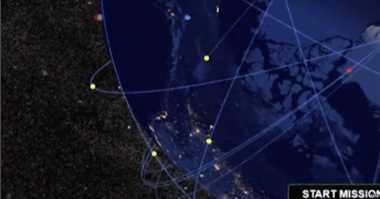 Wow, Satelit Ini Mampu Melacak Kendaraan yang Bergerak