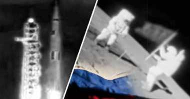 Neil Armstrong Diklaim Bukan Astronot Pertama ke Bulan, Kok Bisa?