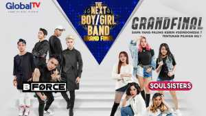 VIDEO: BForce dan Soulsisters Bakal Bersaing Sehat di Final The Next Boy/Girl Band