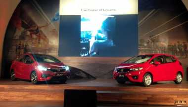 Honda Jazz Facelift dan Lexus LC 500 Sapa Indonesia