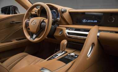 Hebat! Ada Peran Orang Indonesia dalam Mendesain Audio Lexus LC 500