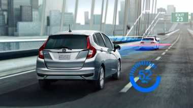 TOP AUTOS: Infrastruktur Jadi Alasan 'Honda Sensing' Absen di Jazz