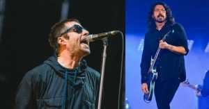 Liam Gallagher Tolak Tawaran Manggung Bareng Dave Grohl, Kenapa?