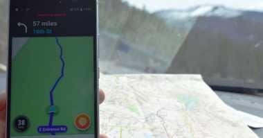 Wow! Waze Jadi Aplikasi Navigasi untuk Mobil dengan Sistem Android Auto
