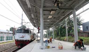 \Catat! Stasiun Bekasi Timur Rampung Agustus   \