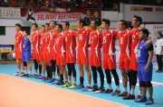 Bertemu Korea Selatan di Babak 8 Besar, Timnas Voli Indonesia Tumbang 1-3