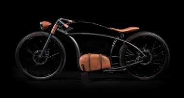 Keren! Sepeda Listrik Ini Bergaya Retro, tapi Belum Dijual
