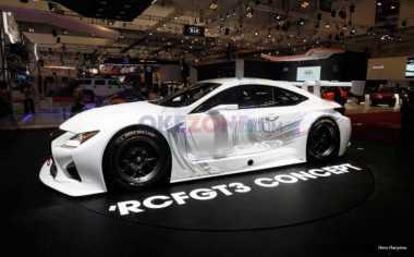 Lexus Luncurkan 2 Mobil Mewah Lagi di GIIAS, Apa Saja?