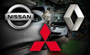 Jual 5,2 Juta Kendaraan di Dunia, Aliansi Renault-Nissan-Mitsubishi Berjaya