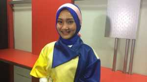 Fatin Shidqia Girang Bukan Main <i>Cover</i> Lagu Maudy Ayunda di Music Of The Day