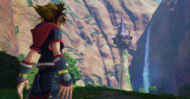 Seru! Game Kingdom Hearts 3 Meluncur 2018 di PS4 dan Xbox One
