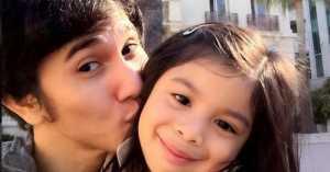 FOTO: Unggah Foto Istri dan Anak, Vino G Bastian Tuai Pujian Netizen