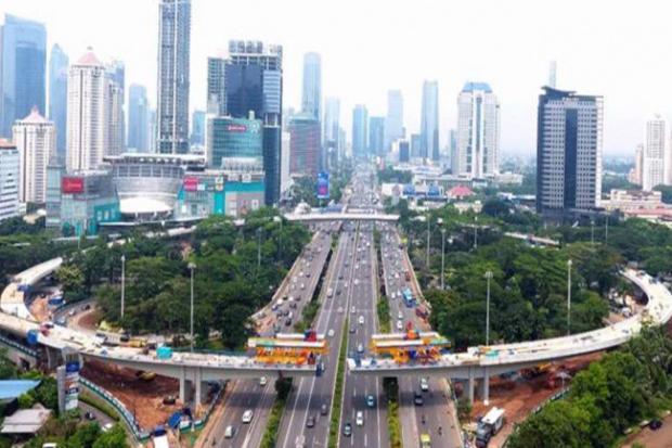 Uji Coba <i>Open Traffic</i>, Simpang Susun Semanggi Hari Ini Dibuka untuk Umum