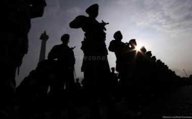 10 Ribu Personel Kepolisian Amankan Aksi 287