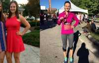 Trauma sang Ayah Meninggal Akibat Jantung, Perempuan Ini Ketagihan Lari dan Susut 20 Kg