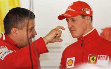 SPORT TIME: Tak Hanya Ayrton Senna, Ini 4 Rival Michael Schumacher di F1