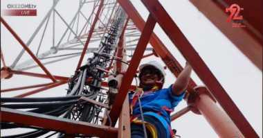 Menginspirasi, Pengakuan CEO XL Axiata Dahulu Sempat Panjat Menara BTS!