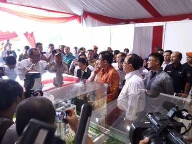 \Menteri Rini Ingin 'Sulap' Lahan Pabrik Gula yang Tak Terpakai Jadi Rumah Rakyat\