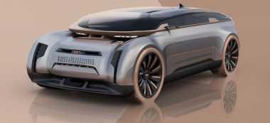 Wih, Beginikah Tampang Mobil Masa Depan Audi?