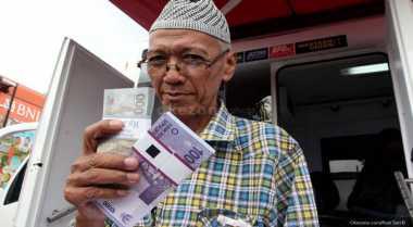 \Gaji Pokok PNS Tak Naik, Pensiunan Akan Dapat THR di 2018!\